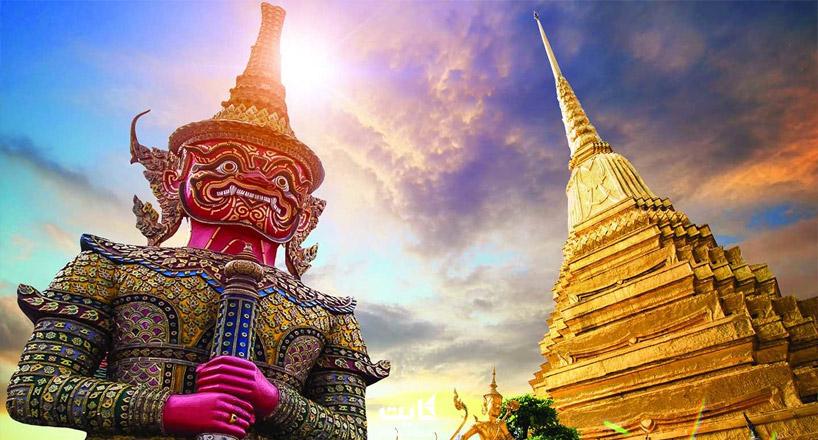 جاذبههای گردشگری تایلند    50   جای دیدنی در تایلند