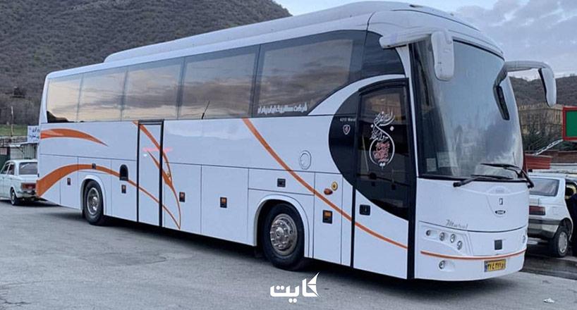 تفاوت اتوبوس توریستی با VIP چیست؟ مقایسه هر دو