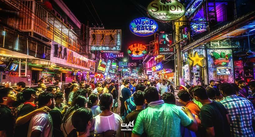 تفریحات مجردی تایلند که باید به تنهایی تجربه کنید
