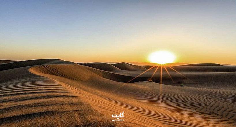 کویر مصر   بهترین زمان سفر به کویر مصر چه زمانی است؟