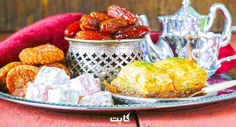 سوغات تبریز   15 سوغاتی محبوب و معروف تبریز