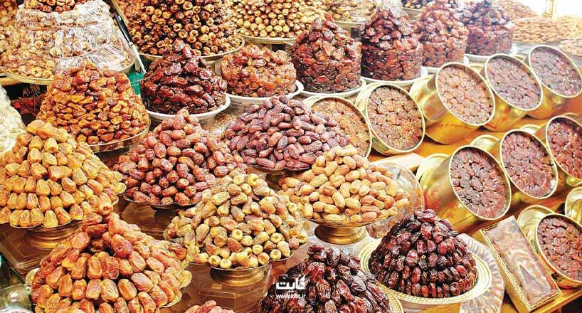 سوغات استان خوزستان   معرفی 19 سوغات معروف خوزستان