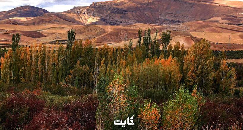 طبیعتگردی استان اصفهان | معرفی 12 مقصد طبیعتگردی در اصفهان