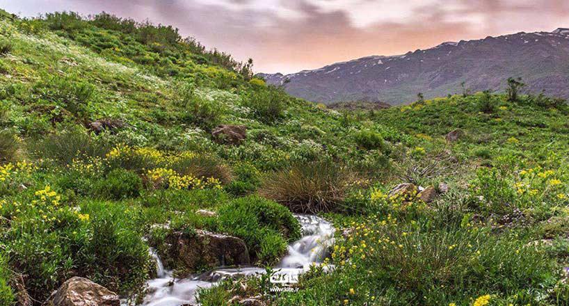 طبیعتگردی استان کهگیلویه و بویراحمد   10 مقصد طبیعتگردی
