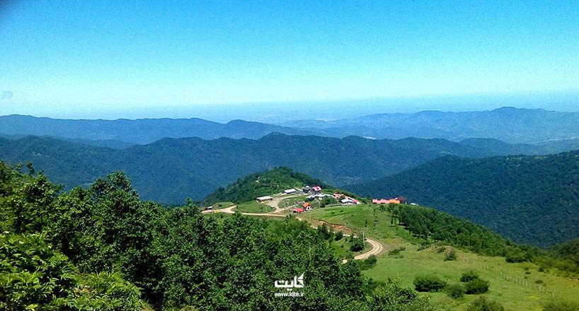طبیعتگردی استان گیلان | معرفی 12 مقصد طبیعتگردی در گیلان