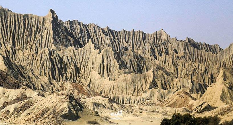 کوههای مینیاتوری چابهار | آدرس + تصاویر + اطلاعات جغرافیایی