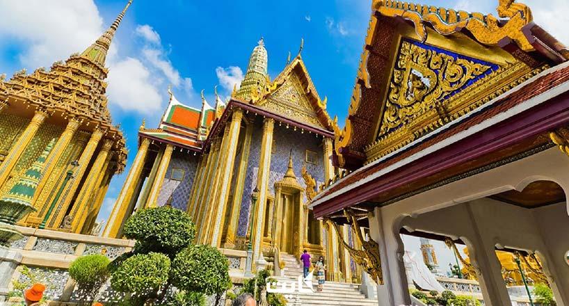 شگفت انگیزترین  و بهترین معابد بانکوک را بشناسید