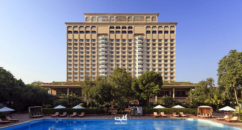 بهترین هتل 5 و 4 و 3 ستاره دهلی هند کجاست | 5 هتل برتر دهلی