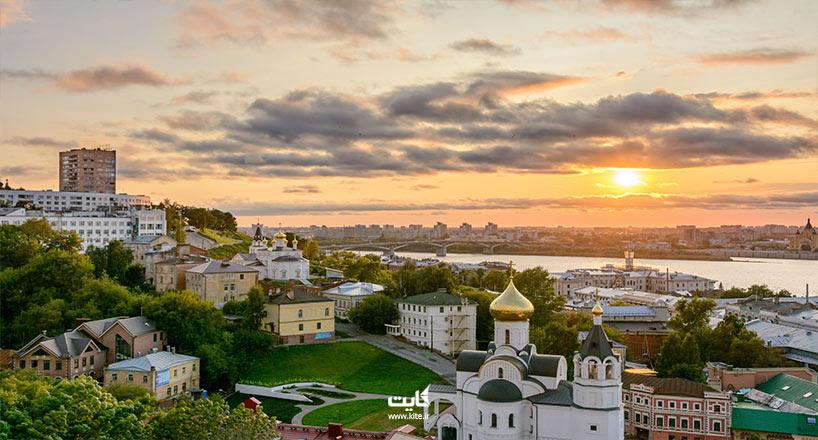 نیژنی نووگورود روسیه | راهنمای جامع سفر به Nizhny Novgorod