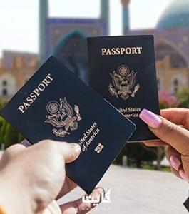 انواع ویزای ایران | لیست 4 نوع ویزای ایران برای اتباع خارجی