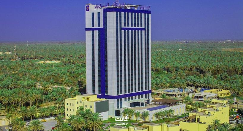 بهترین هتلهای کربلا