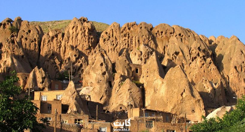 روستای کندوان کجاست؟ راهنمای سفر به کندوان + تصاویر + آدرس