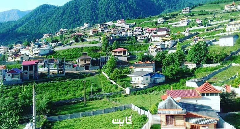 جاذبههای گردشگری یوش زادگاه نیما | 9 جاذبه گردشگری یوش