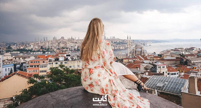 سفر مجردی خانمها به استانبول
