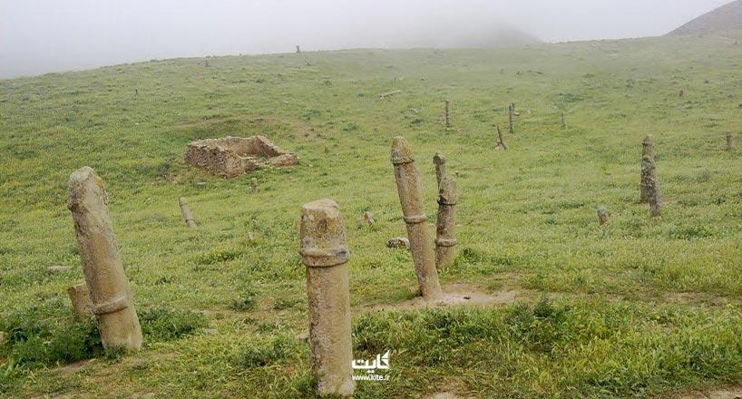 روایت های قبرستان خالد نبی به همراه عکس