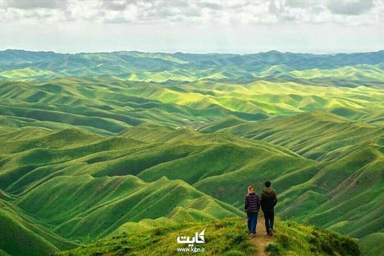 راهنمای کامل سفر به ترکمن صحرا به همراه عکس