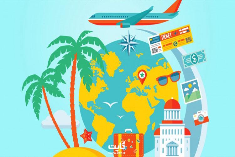 اپلیکیشن های کاربردی برای سفر