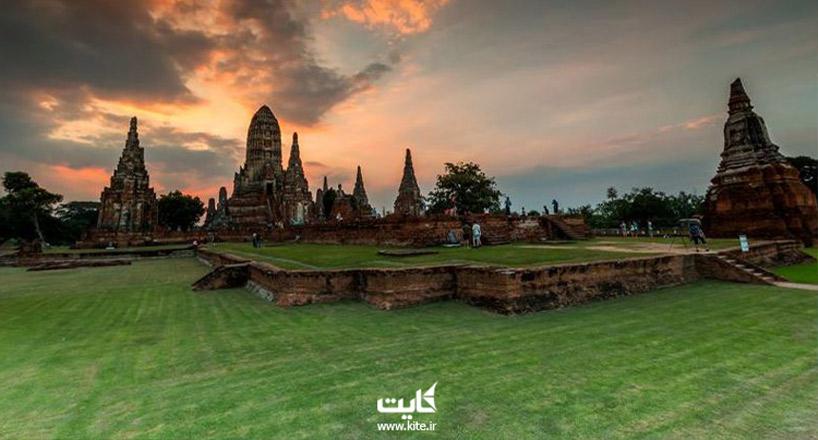 بهترین مکان های دیدنی اطراف بانکوک