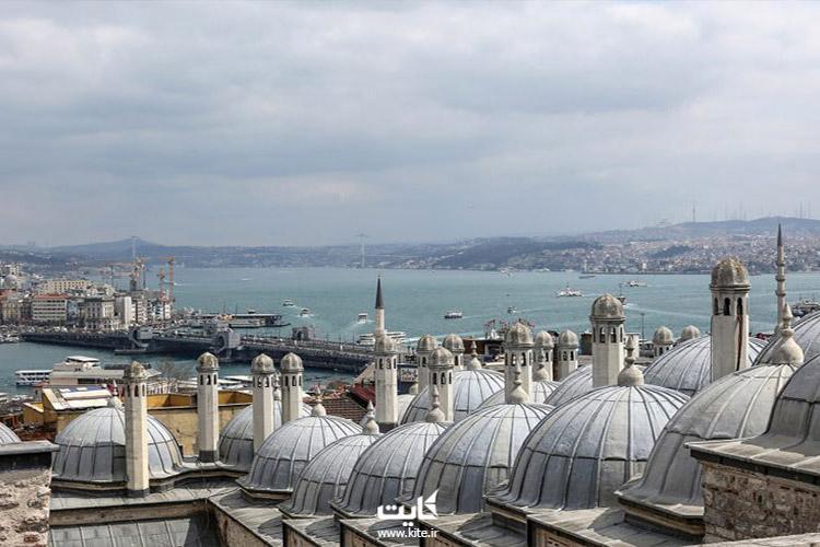 چهار پیشنهاد ویژه برای گردش یک روزه در استانبول