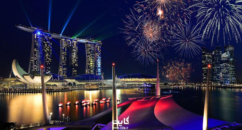 تفریحات سنگاپور | لیست 12 تفریح برتر در کشور سنگاپور