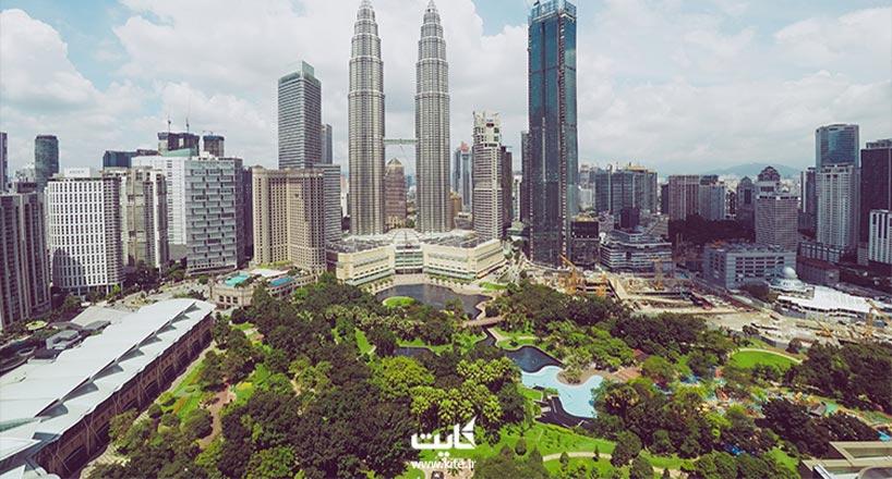 ده تا از بهترین مناطق گردشگری مالزی