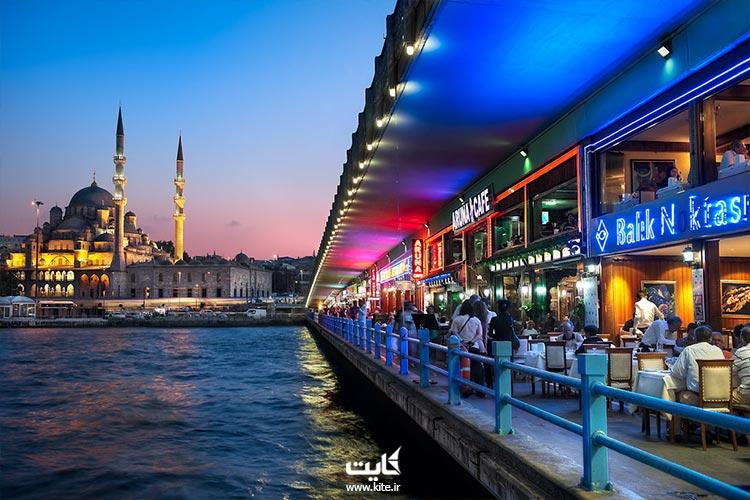 پنج روش برای کاهش هزینه ها در تور استانبول