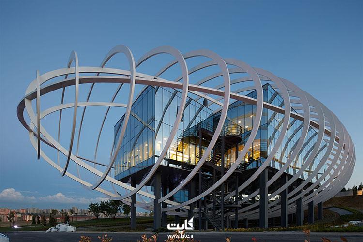 معماری های شاهکار استانبول ( 2 )