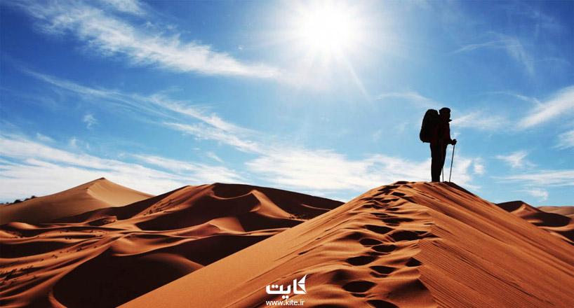 کویر مصر کجای ایران است؟ راههای دسترسی به کویر مصر ایران