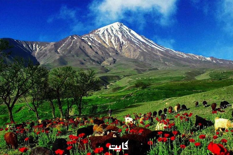 طبیعتگردی استان هرمزگان | 10 مقصد طبیعتگردی در هرمزگان
