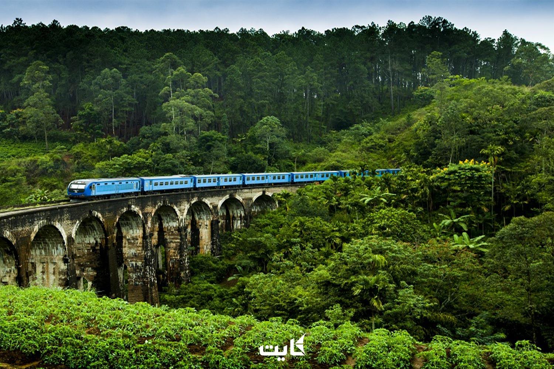 قطار معروف سریلانکا | همه چیز در مورد معروف ترین جاذبه سریلانکا