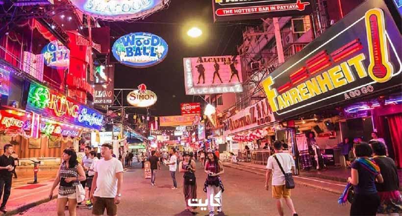 چرا اسم تایلند بد در رفته؟ 5 علت مشهور شدن منفی تایلند
