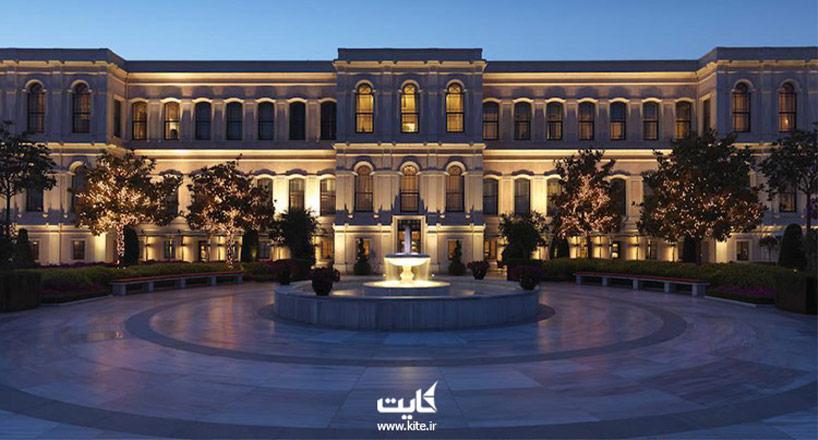 بهترین هتل های 5 ستاره استانبول