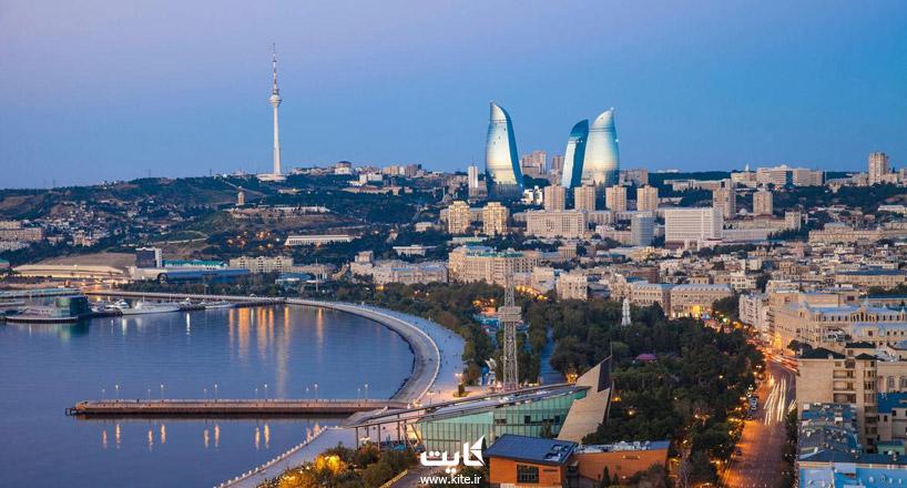 ویزای فرودگاهی باکو - مدارک مورد نیاز + قیمت آپدیت 2020