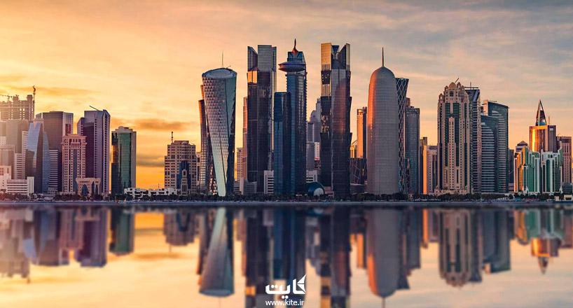 ویزای قطر -  راهنمای گرفتن ویزای قطر برای جام جهانی 2022