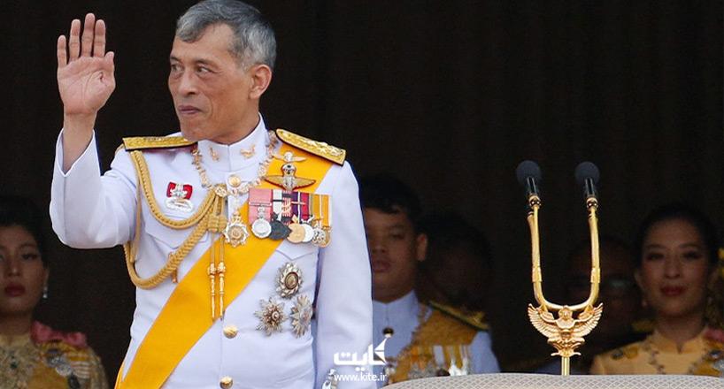 حقایق زندگی پادشاه تایلند